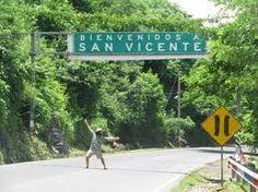 Bienvenido a San Vicente