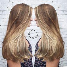 Balayage 👌🏼 #hairbyashleypac #hair#haircolor#hairdo#hairstyle#blonde#blondie#blondehair#balayage#hairpainting#paintedhair#dimension#pretty#prettyhair#love#fashion#hot#sexy#girl#btcpics#modernsalon#style#ombre  @behindthechair_com  @modernsalon  @american_salon  @mastersofbalayage