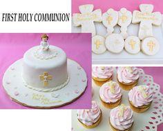 first communion cookies - Szukaj w Google