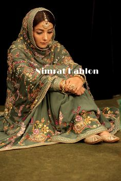 Bridal Pakistani Dresses Colour Ideas You can find different rumors about the annals of the marriage dress; Bridal Suits Punjabi, Salwar Suits Pakistani, Pakistani Dress Design, Pakistani Dresses, Indian Dresses, Indian Outfits, Pakistani Bridal, Punjabi Suits Designer Boutique, Designer Punjabi Suits