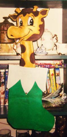 Geoffrey Giraffe (Toys R' Us)