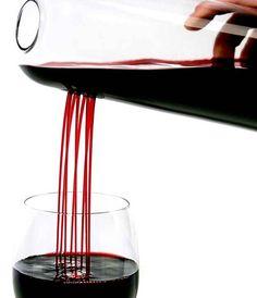 A Fancy Wine Decanter