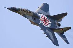 Mikoyan-Gurevich MiG-29A (9-12A). Joerg Amann