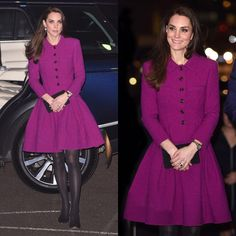 Who else has been waiting for #OscardelaRenta on the #DuchessofCambridge? I've been hoping for this for a while, but I think she really fluffed the #styling. I just posted on the blog about it, but the quick #verdict is:  Where did #KateMiddleton go wrong? Several places. First, ditch the dark stockings. I love dark stockings and Kate is #Queen of the look, but somehow with this it makes an already #retro ensemble look too dated and dowdy. Second, Kate loves her gorgeous locks, but every…