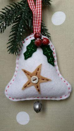 Christmas Craft Bell Dzwoneczek