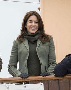 GALLERI: Kronprinsesse Mary i Grønland | Billed Bladet