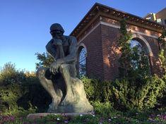 Düşünen Adam Kimdir? Düşünen Adam Heykeli Kimden Esinlenilmiştir? Garden Sculpture, Lion Sculpture, Auguste Rodin, Statue Of Liberty, Buddha, Outdoor Decor, Travel, Art, Statue Of Liberty Facts