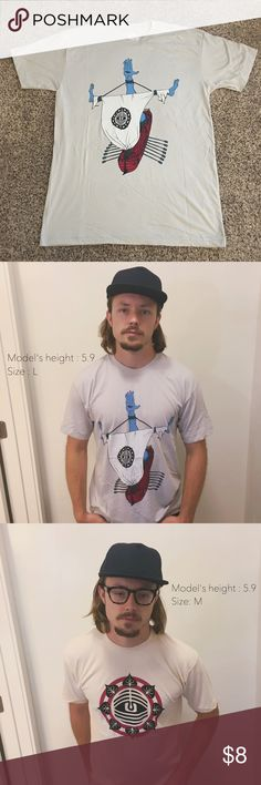 Unisex brand new design T shirts On sale! $20→$8  High quality T shirts by Seed of the Mind.  ◉Made is USA◉  50% combed cotton  50% polyester   Pick your size from below!       Chest  Length XS  ( 16    / 25 ) S    ( 17.5 / 27.5 ) M   ( 19.5 / 28.5 ) L    ( 20.5 / 30 ) XL  ( 23 / 30 )  ☆we have seven designs and each shirt is $6!  More design in my store;) don't miss them! ----  Seed of the Mind is a metaphor encouraging the power of ideas. We strive to inspire self-actualization, community…