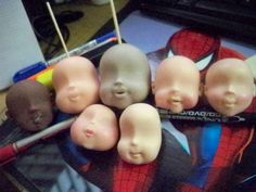 ROSTO l Polymer Clay Figures, Polymer Clay Sculptures, Polymer Clay Dolls, Body Tutorial, Fondant Figures Tutorial, Clay Baby, Clay Figurine, Fairy Dolls, Clay Tutorials