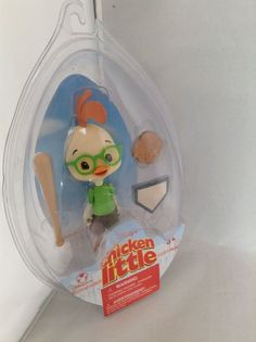 NEW Disney Store Exclusive Chicken little Figure Figurine Toy