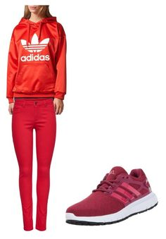 """Untitled #14"" by denierika on Polyvore featuring interior, interiors, interior design, home, home decor, interior decorating, adidas and M&Co"
