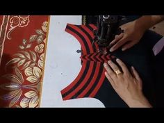 In this video I show you Stylish Designer Boat Neck Design for Kurti/ suit / Kameez cutting and stitching. Chudidhar Neck Designs, Salwar Neck Designs, Kurta Neck Design, Neck Designs For Suits, Dress Neck Designs, Designs For Dresses, Kurta Designs, Blouse Designs, Boat Neck Kurti