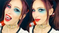 Harley Quinn Makeup & Hair Tutorial | Facilissimo !!!