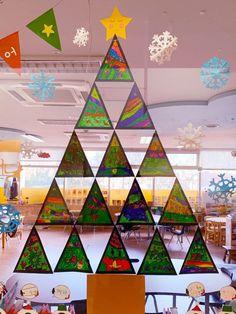 트리 만들기 환경구성 : 네이버 블로그 Diy And Crafts, Crafts For Kids, Montessori Art, Holiday Crafts, Holiday Decor, Christmas Paintings, Christmas Activities, Art For Kids, Kindergarten