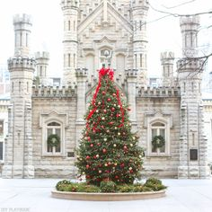 Searching for fun things to do this holiday season in the Windy City? Here are 10 things to do in Chicago during the most wonderful time of the year! Holiday Train, Holiday Time, Christmas Time, Christmas Stuff, Xmas, Places In Chicago, Visit Chicago, Fall Pictures, Winter Pictures