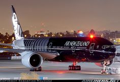 Air New Zealand Boring 777