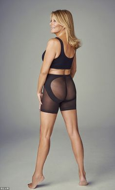 Jilly claimedMiraclesuit Shapewear from Fig Leaves (pictured) was like a Wonderbra for th...