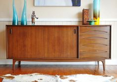 Image result for mid-century modern buffet