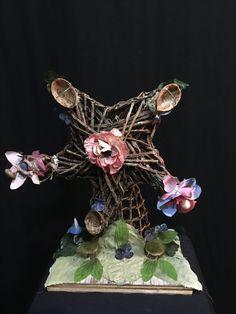 Fairy wheel by Sarah Dawn Morris Fairy Doors, Fairies, Dawn, Etsy Seller, Create, Unique, Artist, Faeries, Artists