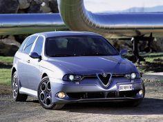 Alfa Romeo 156 GTA Sportwagon (2001)