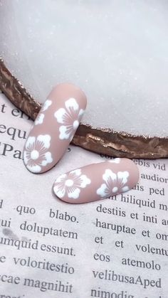 Simple nails art design video Tutorials Compilation Part 307 – Nagel Kleuren Nail Art Designs Videos, Diy Nail Designs, Simple Nail Art Designs, Nail Polish Designs, Nails Design, Cute Summer Nail Designs, Cute Summer Nails, Cute Nails, Diy Nails