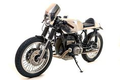 BMW R100 Cafe Racer Ace III by Kevil's Speed Shop #caferacer #motorcycles #motos | caferacerpasion.com