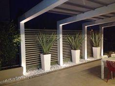 Fancy - Roof garden Pergola Carport, Steel Pergola, Outdoor Pergola, Pergola Plans, Diy Pergola, Pergola Ideas, Pergola Kits, Wedding Pergola, Pergola Swing