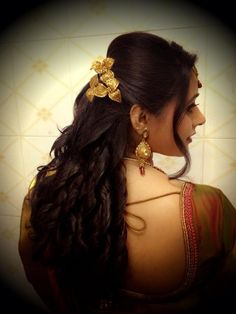 #bridal #haristyles #indian - for more gerat inspirations visit us at Bride's…