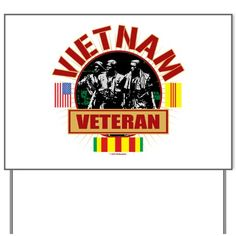 Vietnam Veterans Flag Give your garden or yard a festive look and feel by simply adding creative|imaginitive flag. Click for more great garden/yard flag selections.