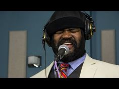 """Gregory Porter won the 2014 Grammy Award for Best Jazz Vocal Album for """"Liquid Spirit"""" at the 56th annual awards at the Staples Center on Su..."""