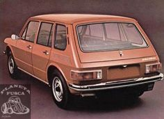 VW1600 Brasilia (V: 4 portas)