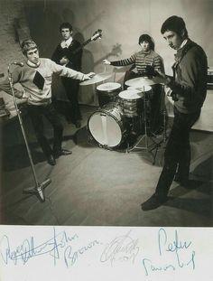 The Who, circa mid 1960's