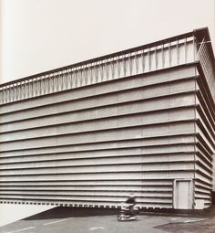 genericarchitecture: Ricola Warehouse Building Herzog & de Meuron (Laufen, 1987)