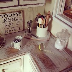 Mini cooking favorites 1:12 by It's a miniature life...is playing with clay, via…