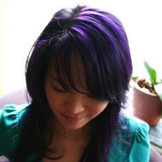 Loveeeeee the purple