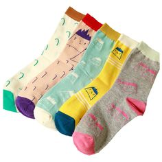 Cheap sock service, Buy Quality sock accessories directly from China lot laptop Suppliers:  Socks For Women- Funny Cartoon character Ballet Pattern    Main Cotton: Cotton (90%)   Size : One Size Suittable for EU