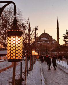 Today #istanbul w / @emelak by sert_mehmet