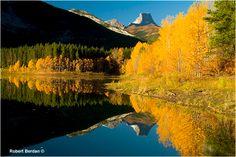 Wedge Pond, Kananaskis Country, Alberta