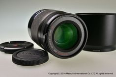 ** Near Mint ** Panasonic Lumix G Vario VARIO 35-100mm f/2.8 Power O.I.S. #Panasonic