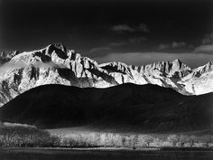 10 Photography Lessons From Ansel Adams » Expert Photography