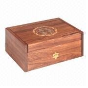 Wooden Wine Box, Customized Designs Acceptable