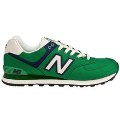 New Balance, Men's 574 Core (Green Rugby)
