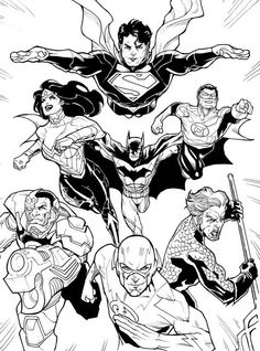 best justice league coloring pages to print httpcoloringpagesgreatscience