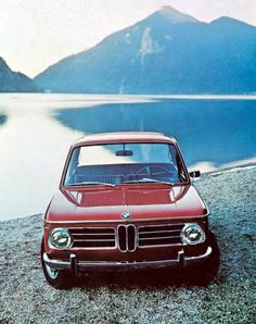 process-vision: 1971 BMW 2002   趣味のお話
