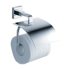 Aura Wall Mounted Tissue Holder with Cover