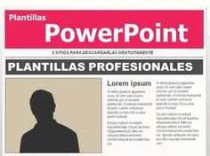 Editable Powerpoint Newspapers Powerpoint Templates   CS