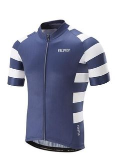 Regular fit sportif jersey.  It is suitable for every rider, looking for cycling comfort. It is made of 120 grams Micofibre which guarantees comfort and breathability.  The  sleeve has self-gripping bands which increase aerodynamics.  KEY FEATURES  Textured microfibre  for the greatest comfort & breathability Self-gripping elastic bands Internal silicone elasticband Camlock concealing divisible zip UV Protection 3 rear pockets Made in Italy  FABRICS  Polyester fibre with yarn finess of 50...