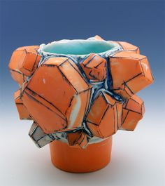 Works based on crystalline structures- Brett Freund. http://www.brettfreundportfolio.com/