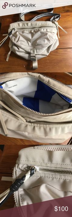 Lululemon fanny pack waist bag crossbody Festival Super cute color combo – a few light marks but overall great condition - see photos - no trades no lowball offers lululemon athletica Bags