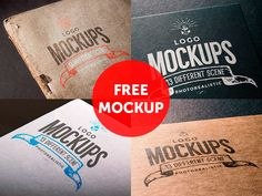 6 sets de mockups super útiles